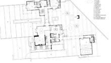 Design Inc Main Floor Plan Diagram Berkeley Courtyard House