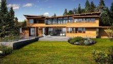Design Lindal Cedar Homes Modern Eco Home Green