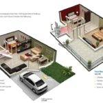Design Mrla House Coverd Area