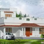 Design Single Floor Low Cost House Designs Kerala