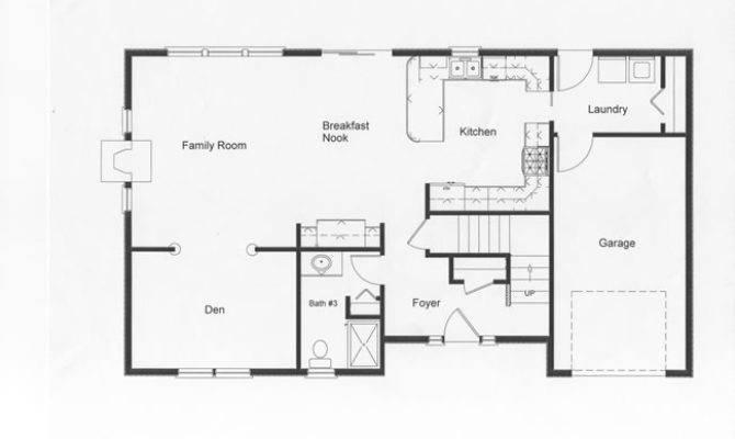 Design Team Homeowner Spent Many Hours Planning Open Floor