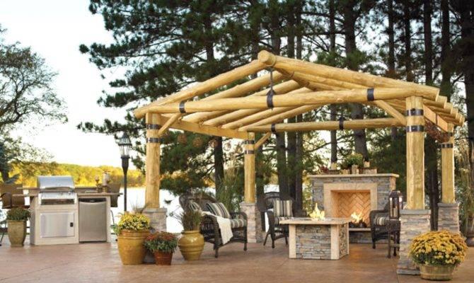 Design Trends Diy Shed Pergola Fence Deck More Outdoor