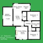 Designs Floor Small Plan Architectural Modern Second