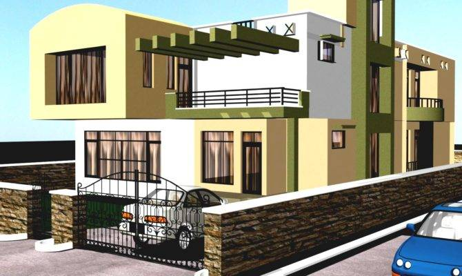 Designs Well Kerala House New Plan