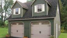 Detached Garage Plans Apartment