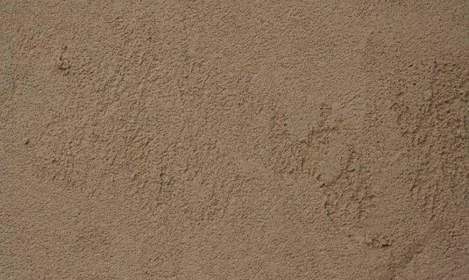 Different Types Stucco Finishes Textured Term Used