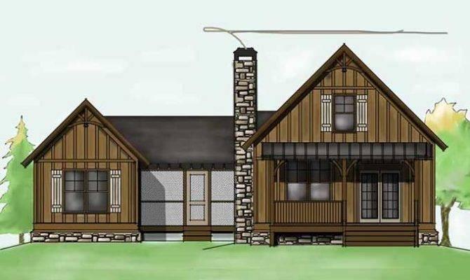Dogtrot House Floor Plan Small Casa Someday Pinte