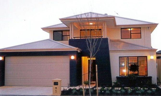 Double Storey House Designs