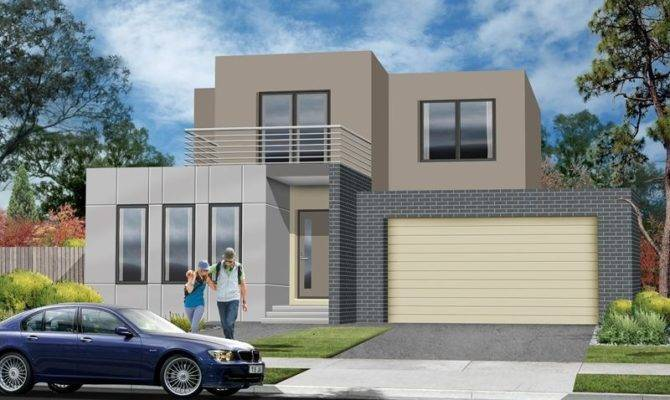 Double Storey House Plans Design