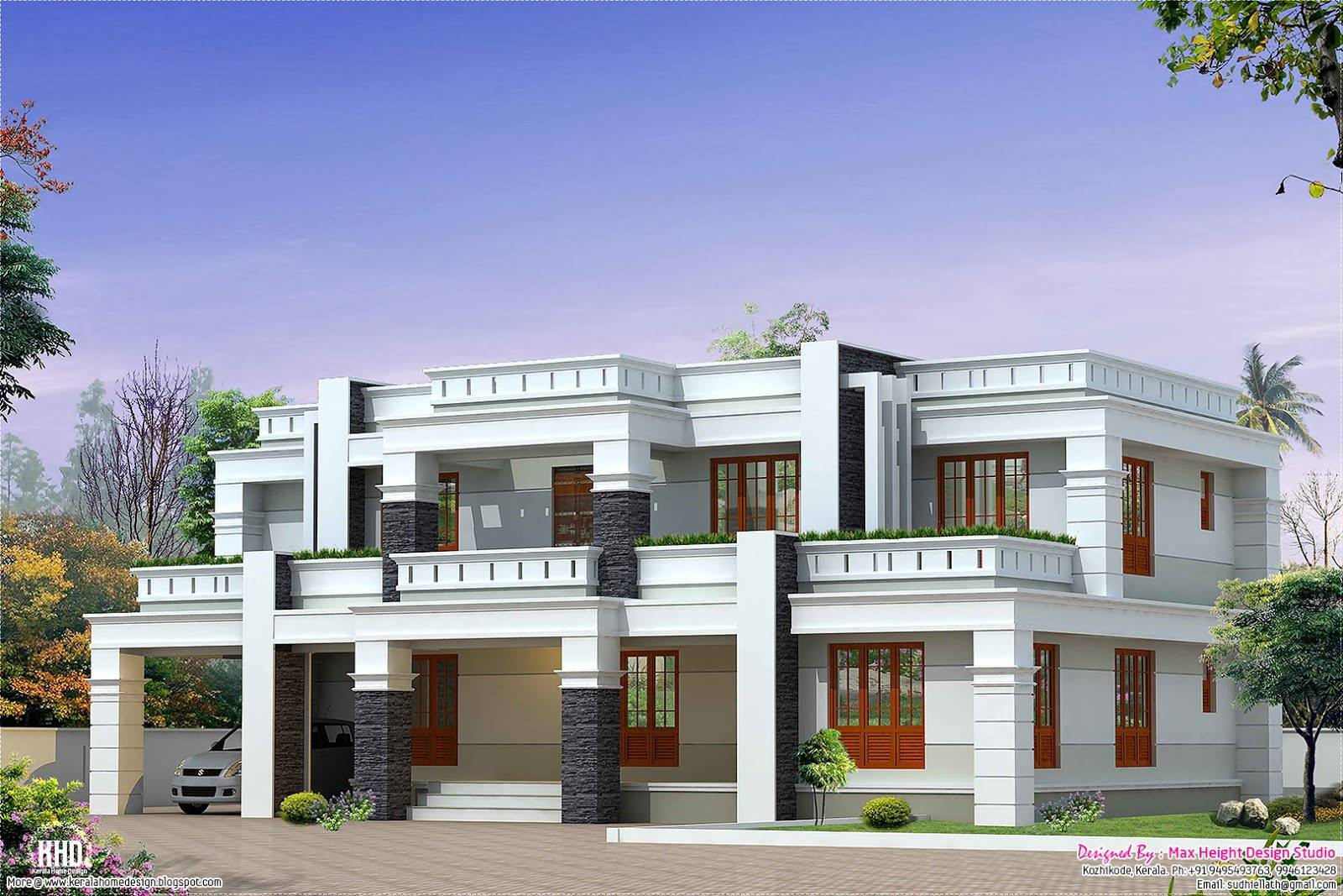 Double storey house plans photos home