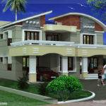 Double Storey Luxury Home Design House Plans