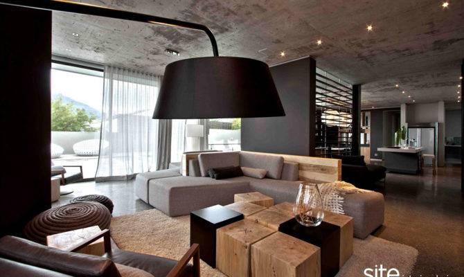 Dramatic Modern House Interior Design Decoholic