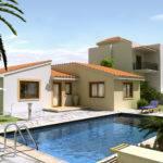 Dubai Musqat Arabian House Planing Design