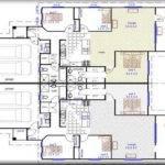 Duplex Floor Plans Home Apartment Building