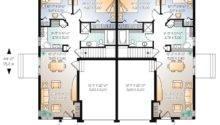 Duplex House Plans Home Floor