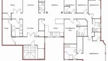 Easy House Floor Plan Simple Create Plans