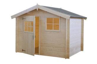Eco Economy Log Cabin Quality Budget Price
