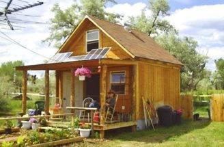 Eco Friendly Diy Homes Built Less Inhabitat Green