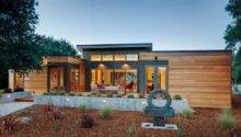 Eco Friendly Prefab Homes Designs Garden Pathways Concrete