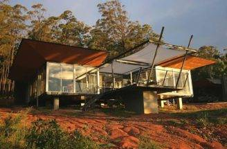 Efficient Home Design Energy House Rylock Australia
