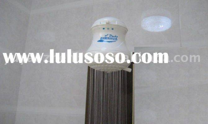Electric Shower Head Water Heater