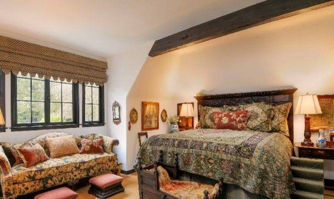 English Cottage Style Bedroom Someday Pinterest