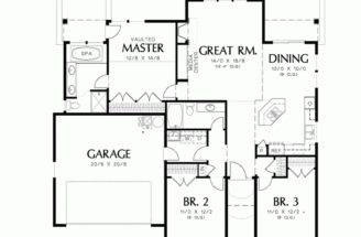 Eplans Cottage House Plan Three Bedroom Square Feet