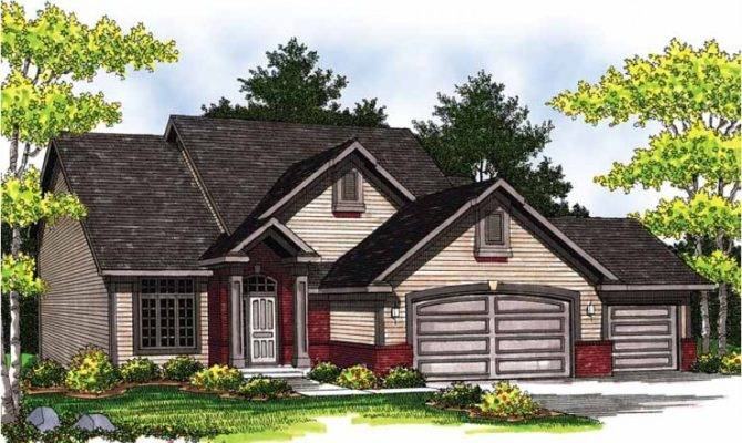 Eplans Country House Plan Jack Jill Bathroom Second Floor