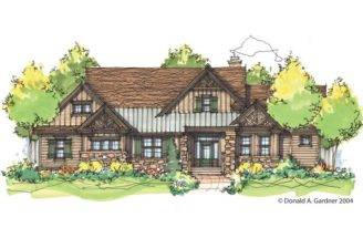 Eplans Craftsman House Plan Compact Walkout Basement Home