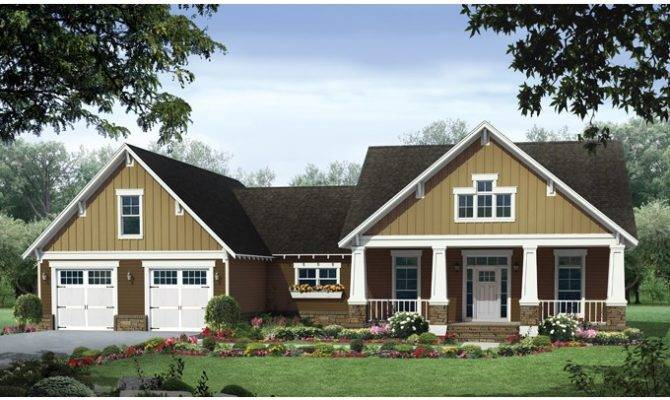 Eplans Craftsman House Plan Cottage Expansion Space