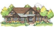 Eplans Craftsman House Plan Rustic Cottage Square Feet