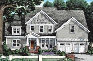 Eplans Craftsman House Plan Soaring Ceilings Square Feet