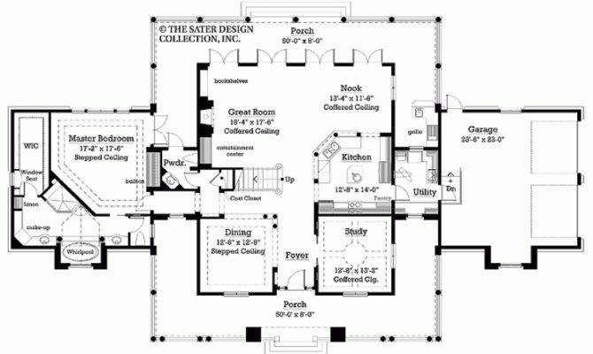 Eplans Farmhouse House Plan Jack Jill Bath Square Feet