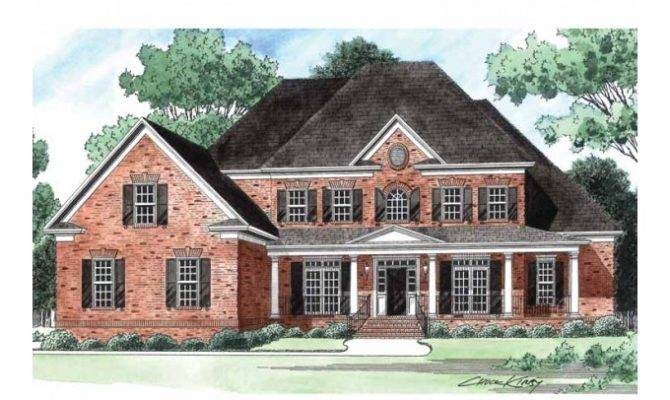 Eplans Farmhouse House Plan Wonderful Wrap Around Porch