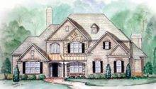 Eplans French Country House Plan Magnificent Two Story Kitchen