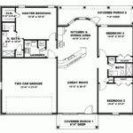 Eplans Ranch House Plan Perfect Retreat Square Feet