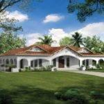 Eplans Spanish Revival House Plan Elegant Awakening Square