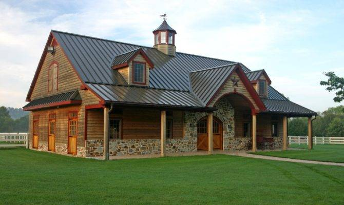 Equestrian Pole Barn Solutions