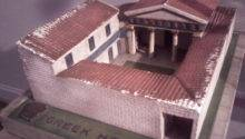 Eric Parnes Ancient Greek House Model