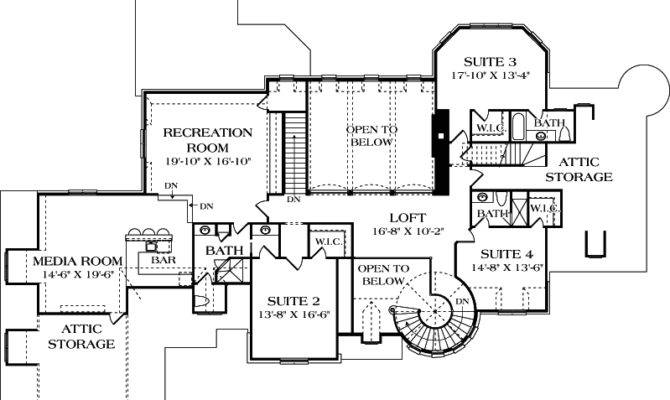 Awesome 16 Images Luxury European House Plans Home