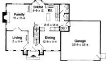 Evergreen Forest Two Story Home Plan House Plans More