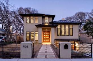 Exterior Home Building Design Ideas Decorator Sales Blueprints Plan