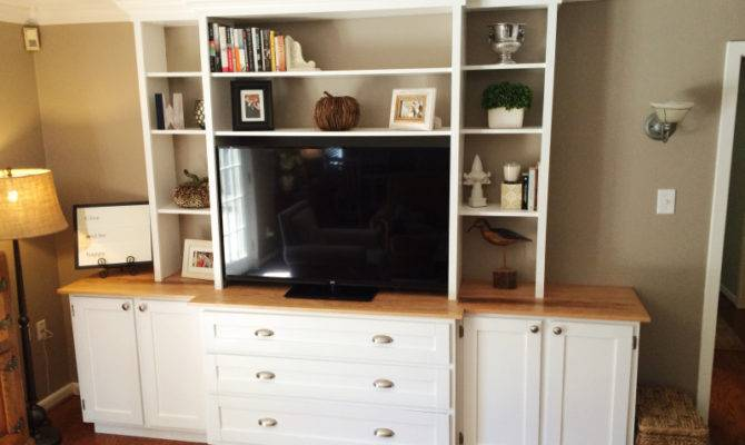 Eye Candy Diy Craftsman Style Built Ins Part Oliver Marr