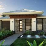 Facades Single Storey House Plans Home Designs Custom