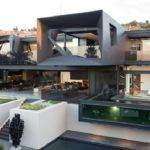 Fachadas Casas Modernas Johannesburgo Casa Kloof Road