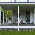 Farmhouse Porch Traditional
