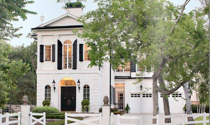 Federal Style House Near Downtown Houston Could More