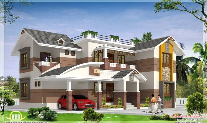 Feet Beautiful Bedroom House Elevation Design Plans