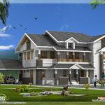 Feet Bedroom Luxury Villa Kerala Home Design Floor Plans