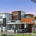 Feet Modern Contemporary Villa House Design Plans